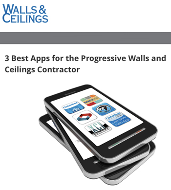 ClarkDietrich iTools makes Walls & Ceilings Best Apps list