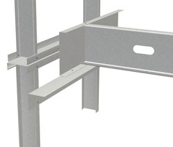L-Angle / Corner Angle - Structural | ClarkDietrich Building Systems