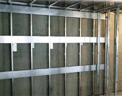 Backing Plate Clarkdietrich Building Systems