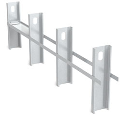 Metal Wall Studs blocking / strapping | clarkdietrich building systems