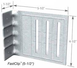 Fastclip Slide Clips Fcsc 12ga Clarkdietrich Building