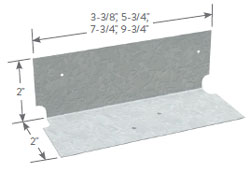 EasyClip™ X-Series™ Clip Angles   ClarkDietrich Building Systems