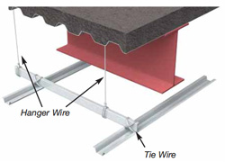 Drop Ceiling Assemblies | ClarkDietrich Building Systems