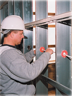 grommets clarkdietrich building systems rh clarkdietrich com wiring up a metal building wiring up a metal building