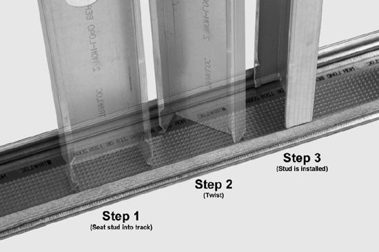 Installation Procedures Clarkdietrich Building Systems
