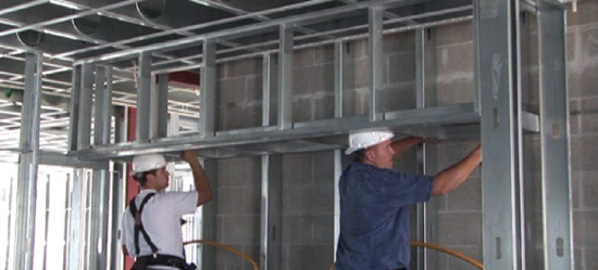 Installation Procedures Clarkdietrich Building Systems