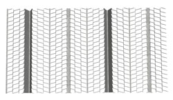 3 8 Quot Rib Lath Clarkdietrich Building Systems