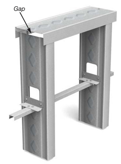 Deflection Track Systems Clarkdietrich Building Systems