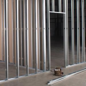 ClarkDietrich ProSTUD metal stud wall framing